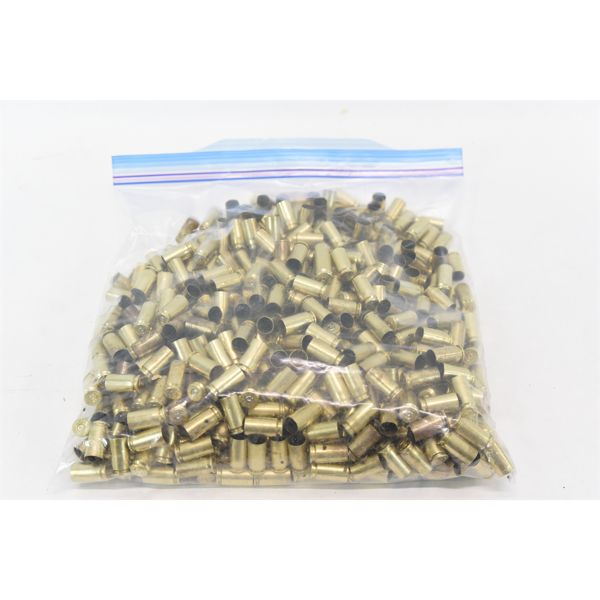 .40 S& W Once-Fired Brass Mixed Head Stamps