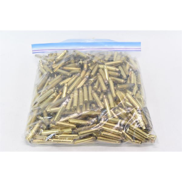 .223 Once-Fired Brass Mixed Head Stamps