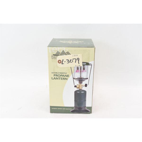 Tera Gear Propane Double Mantle Lantern