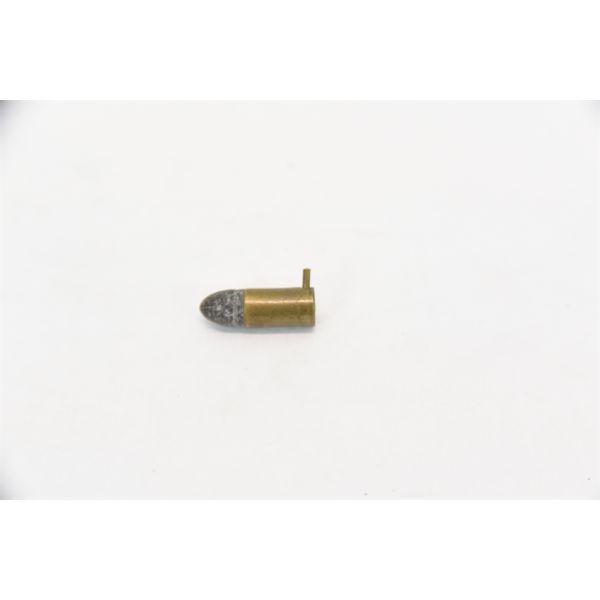 1 Rounds 7mm Pin Fire Ammunition