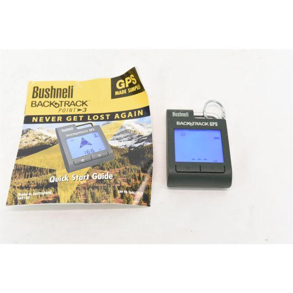 Bushnell Back Track Point 3 GPS