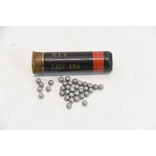 4 Bore Shotshell T.W.N XIT 7.42 Lot 109