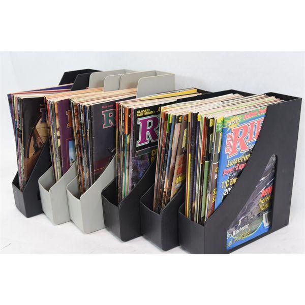 Box Lot Rifle Magazines 1992-1998