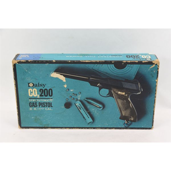 Daisy Model 200 Semi-Automatic .177 Caliber BB Pistol