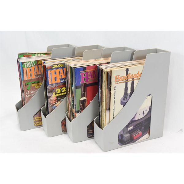 Box Lot Handloading Magazines