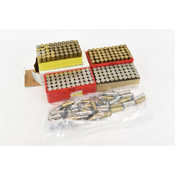Box Lot Reloaded Ammunition
