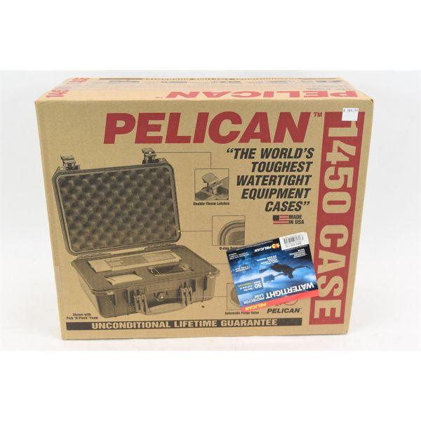 Pelican 1450 Water Tight Protector Case