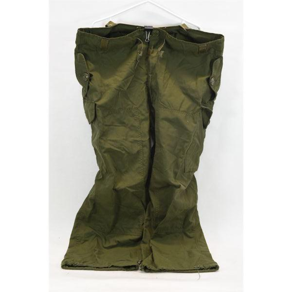 Canadian Forces Issue Wind Pants
