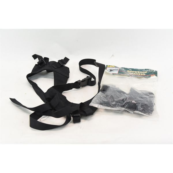 2 Pairs Snow Shoe Harnesses