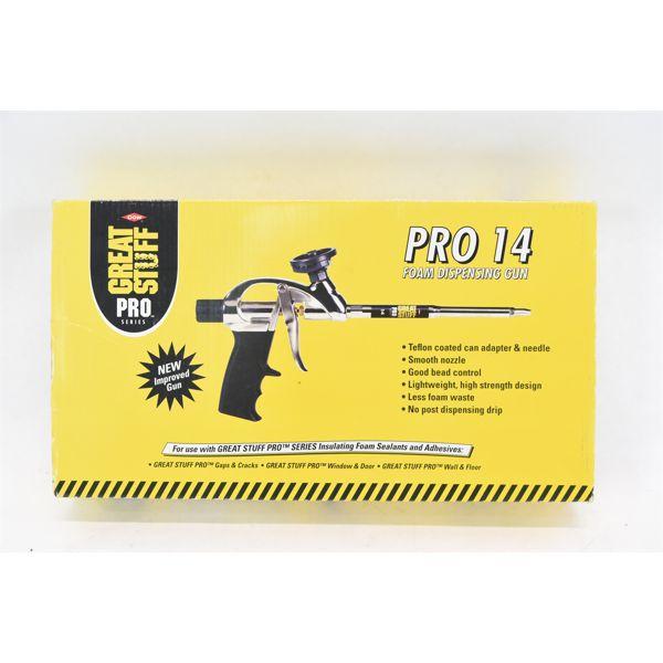 Pro 14 Foam Dispensing Gun Made by Dow