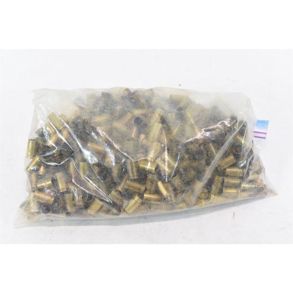 4 lbs 9mm Brass