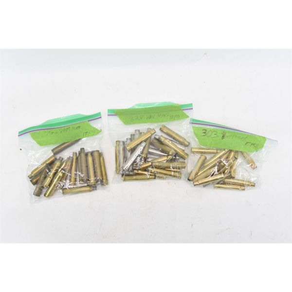 Box Lot Assorted Brass