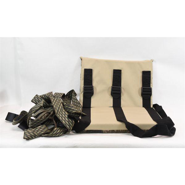 Tree Stand Seat Cushion & Harness