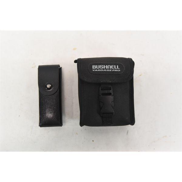 Bushnell Yardage Pro Range Finder & Multi-Tool