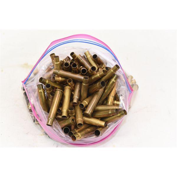 141 Pieces .303 British Fired Brass