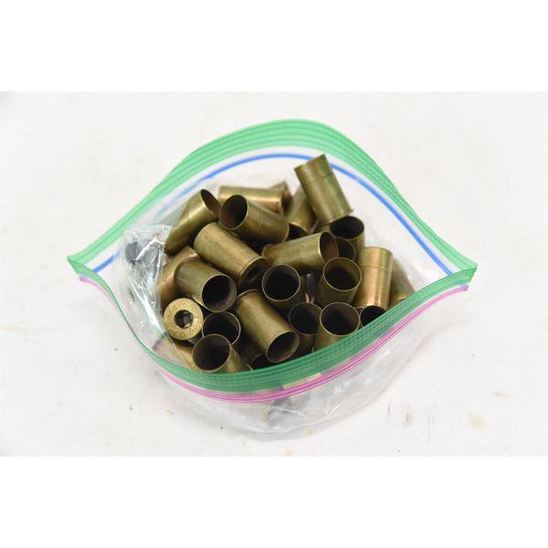 36 Pieces 455 Colt Fired Brass