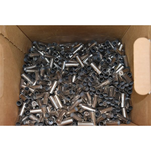 .38 Special Cases Approximately 1400 Pieces Once-Fired Federal Cases
