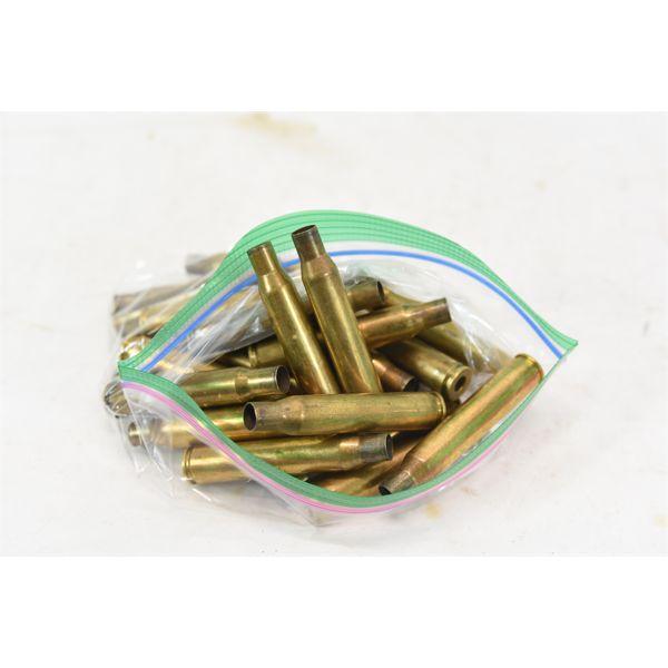 26 Pieces 280 Rem Fired Brass