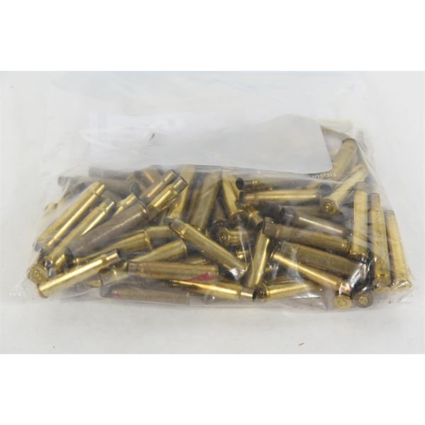 168 Pieces .303 British Once-Fired Brass