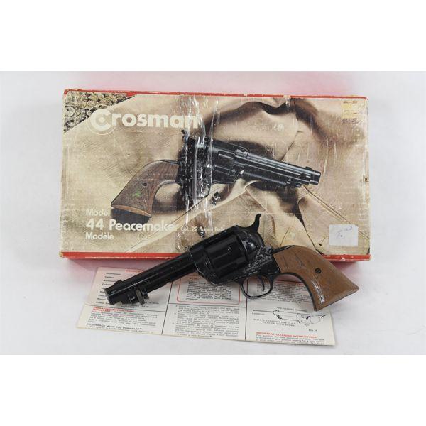 Crosman Model 44 Peace Maker Pellet Gun .22cal