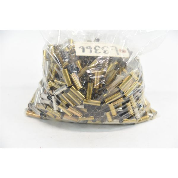 Approximately 620 Pieces 38 Special Fired Brass