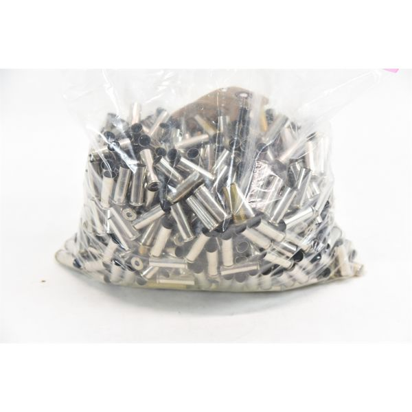 Approximately 635 Pieces 38 Special Fired Brass