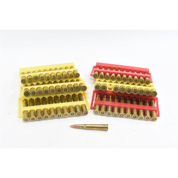 60 Rounds 303 British Ammunition Full Metal Jacket
