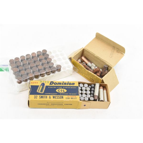 Box Lot Collectable Ammunition