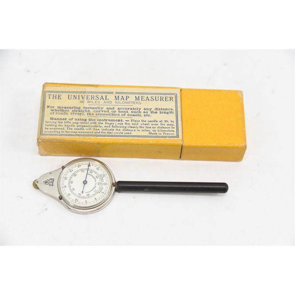 "Henri Chatelain (H.C.) ""The Universal Map Measurer"""