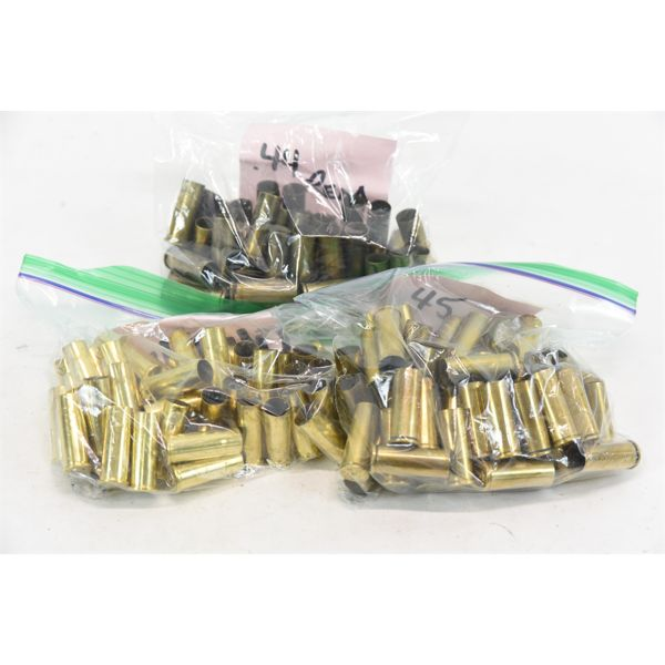 Box Lot Brass