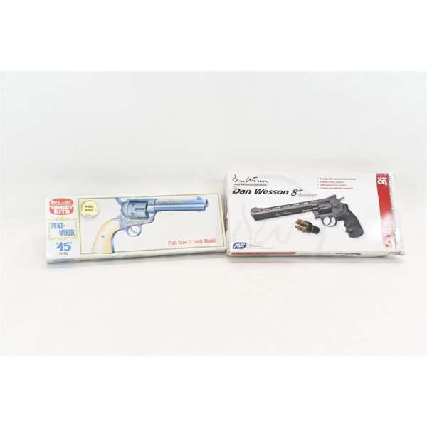 Box Lot Air Gun/Model Gun