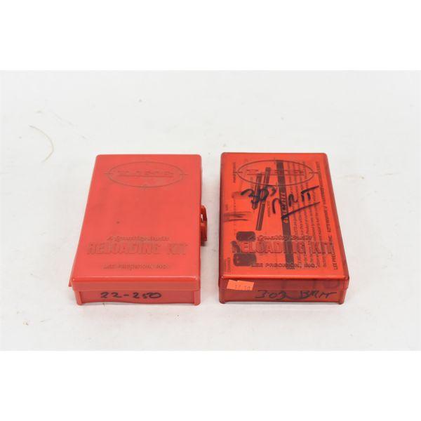 Lee Precision 22-250 Rem & .303 British Hand Reloading Kit