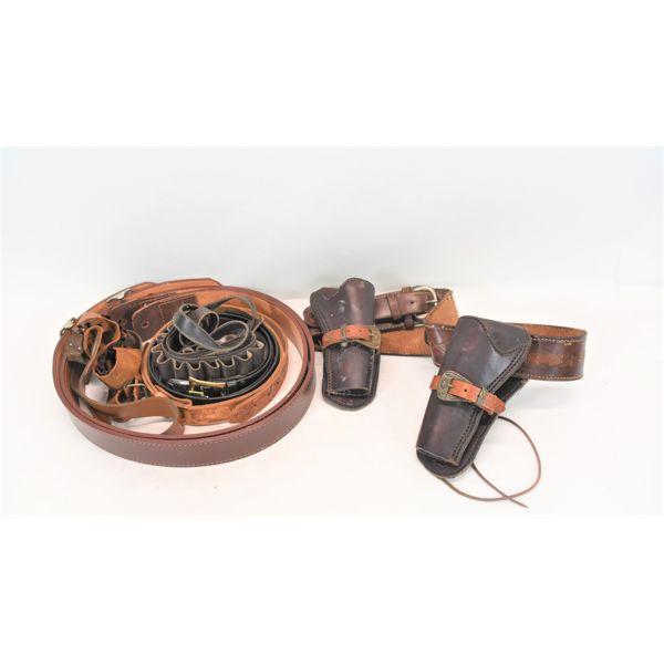 Box Lot Holsters & Belts