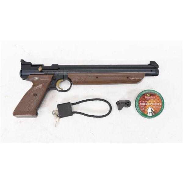 Crosman Model 1377 American Classic .177 Caliber w/ Partial Can Pellets & Trigger Lock