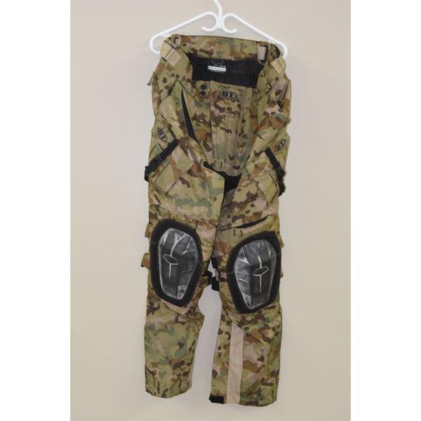Battle Tested Camo Paintball Pants