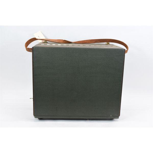 Lockable Custom Competition Pistol Box