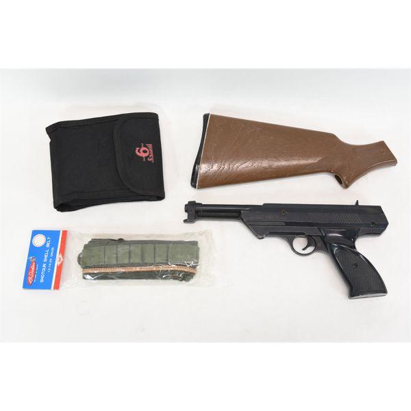 Box Lot Air Gun