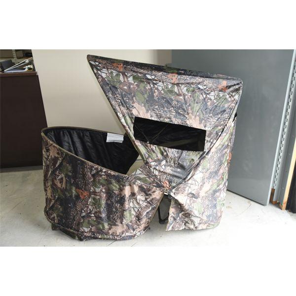 Camo Chair Blind