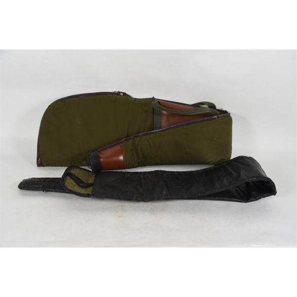 2 Long Gun Un-Scoped Soft Cases