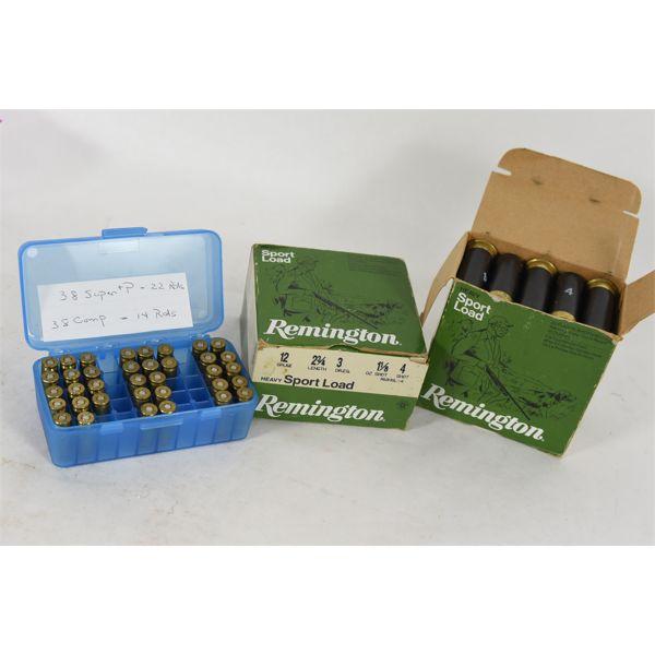 Box Lot Ammo