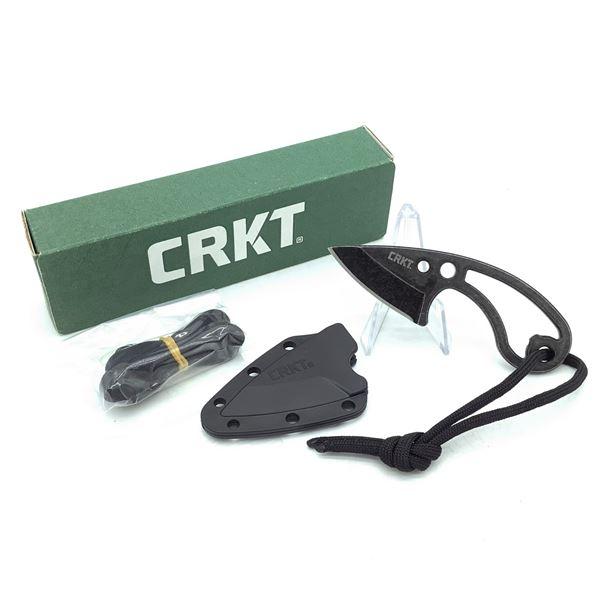 "CRKT Owlet Fixed 2.5"" Blade 2716, New"