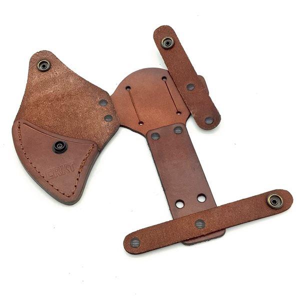 CRKT Woods Chogan Leather Sheath D2730, New
