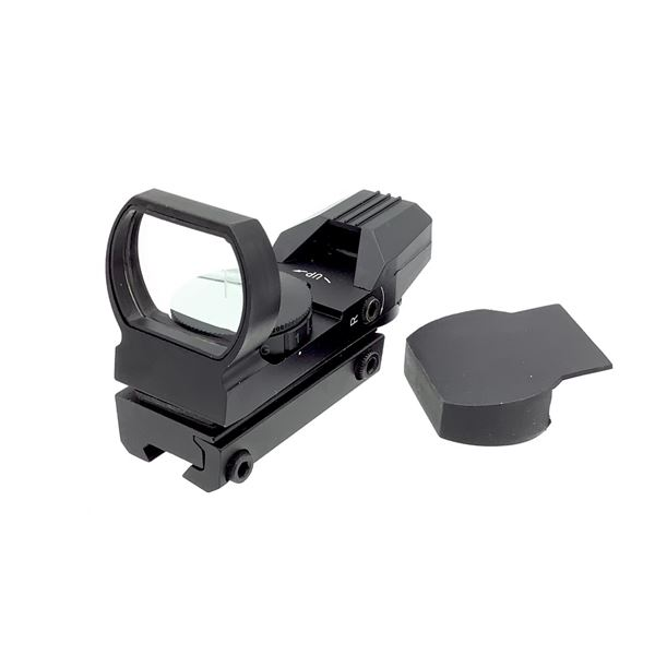 Red Dot Sight With Dovetail Base