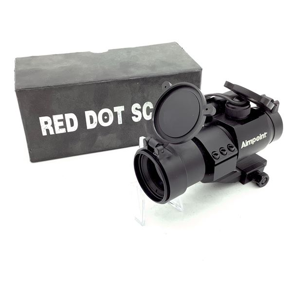 Aimpoint Dot Optic Clone With Mount and Flip Caps