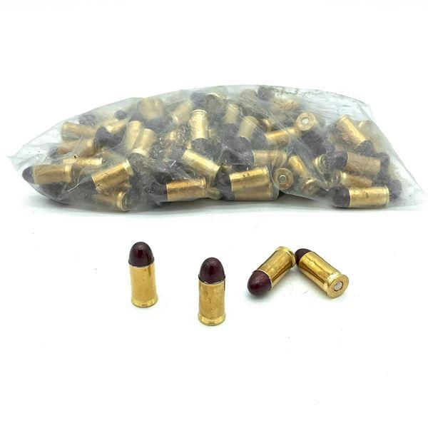 455 Webley Auto, 230 Gr, Polymer Coated Ammunition, 97 Rounds