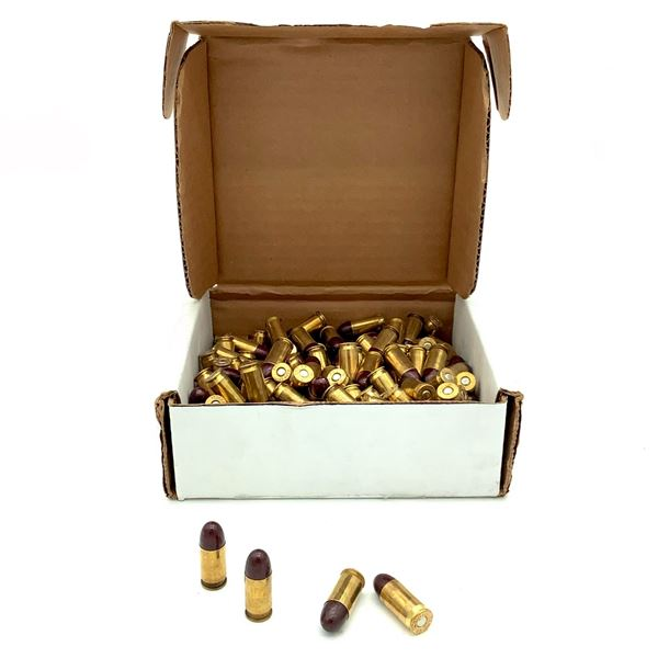 45 ACP 230 Gr, Polymer Coated Ammunition, 191 Rounds. Loaded for Antique Pistols