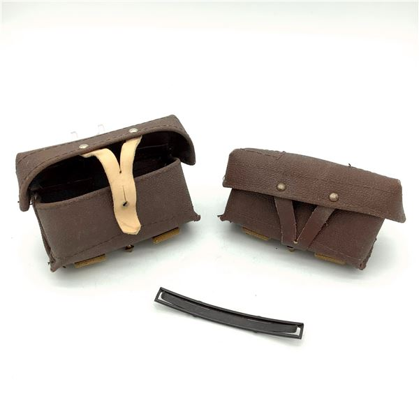 SKS Ammo Pouches X 2 and 1 Stripper Clip