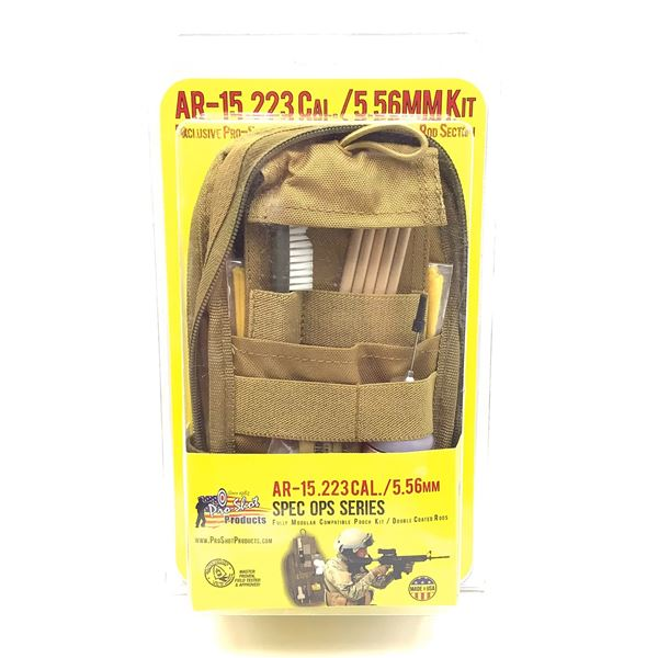 Pro-Shot AR-15 223 Cal/ 5.56 mm Modular Pouch Kit, CT, New