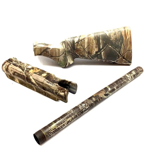 Mossberg 500 Stock and Forend, Camo