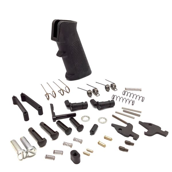 AR-15 Parts Kit and Grip
